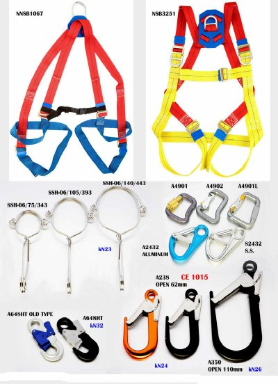 full body harness accessories chennai