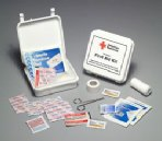 first aid box kit